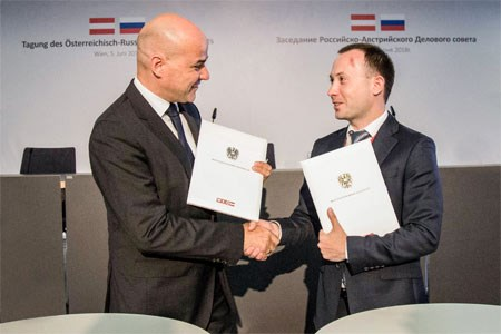 Doppelmayr signs agreement to develop Russian ski resorts