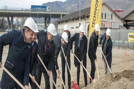 Work begins on TechnoAlpin production facility