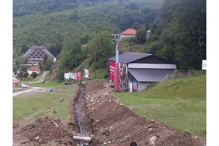 Demaclenko to install snowmaking system for Macedonian resort