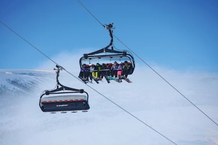 Scandinavia's newest chairlift to open in December