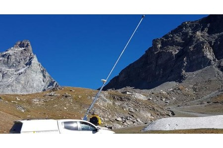 TechnoAlpin helps Cervinia to produce five times more snow