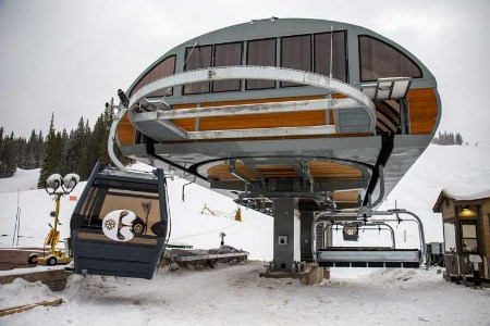 Empty gondola cabin falls from American Eagle lift at Copper Mountain – no-one injured