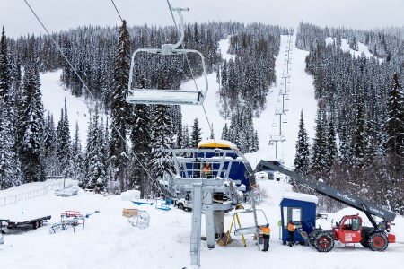 Grand opening ceremony for new Orient chairlift planned for later this month