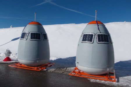 TAS launches remote avalanche control system