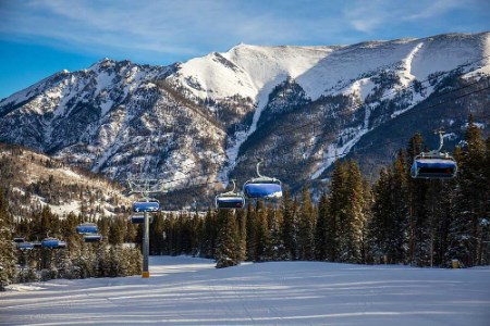 World's longest bubble chairlift opens at Copper Mountain