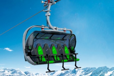 Bartholet opens second chairlift in China