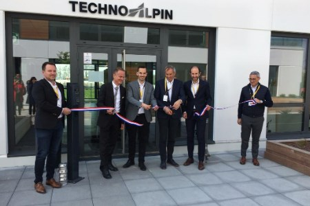 New headquarters in France for TechnoAlpin