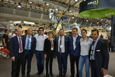 MND Group celebrates commercial success at INTERALPIN 2019